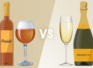 Prosek vs Prosecco