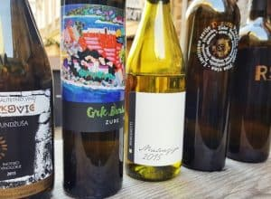 Indigenous White Wines of Croatia, Selection & Tasting Notes