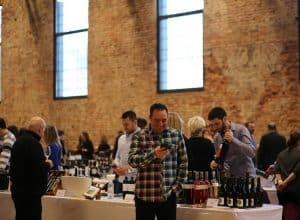 The Vinart Grand Tasting Event in Lauba Zagreb