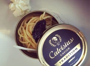 Caviar – the black gold of gastronomy