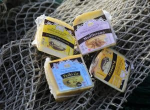 Croatia has the best cheese in the world! Have you tasted Paški sir?