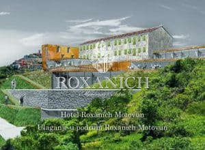 Roxanich Heritage Wine Hotel we can't wait to visit!