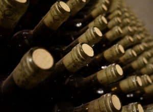 What is wine bottle shock or bottle sickness?