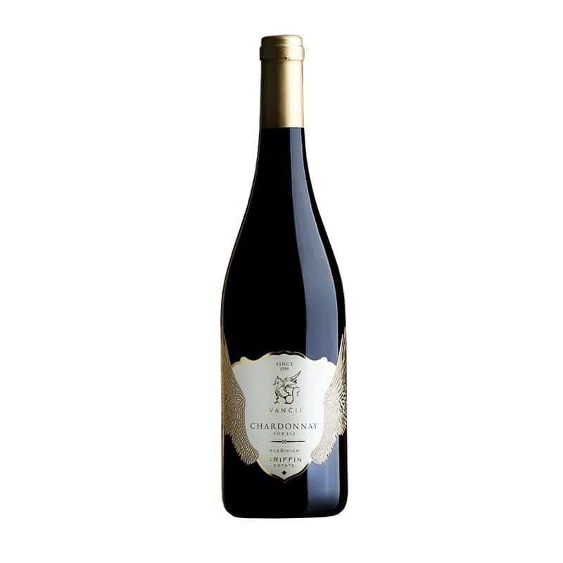 Ivančić Griffin Chardonnay sur lie 2017