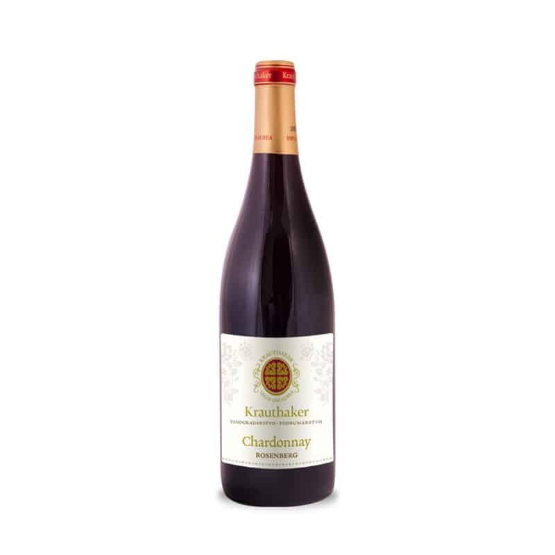 Krauthaker Chardonnay Rosenberg 2017