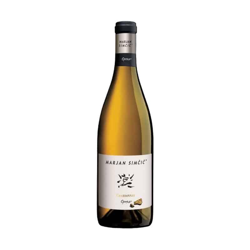 Marjan Simčič Chardonnay Opoka 2016
