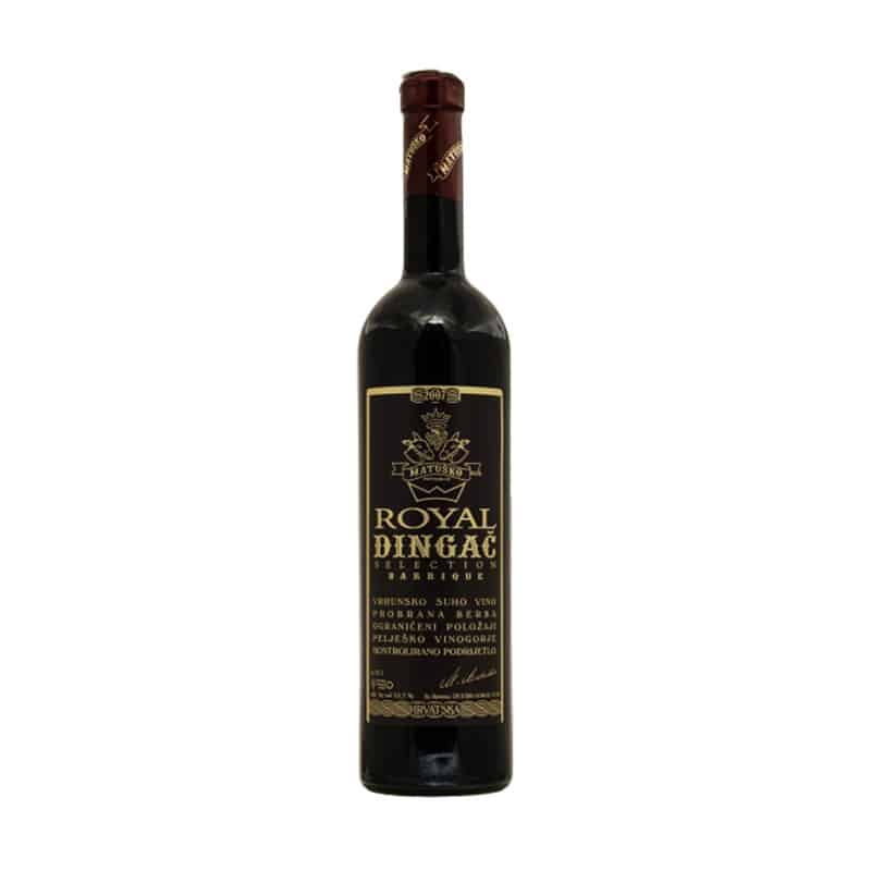 Matuško Dingač Royal 2009
