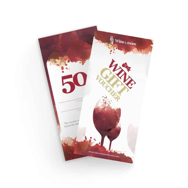 Wine Gift Voucher – 50