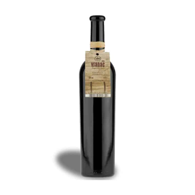 Čitluk Winery Vranac Barrique 2013