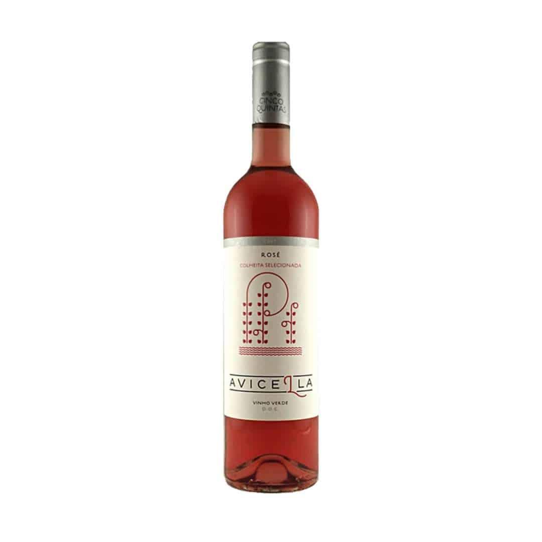 Vinho Verde D.O.C. Rosé 2017