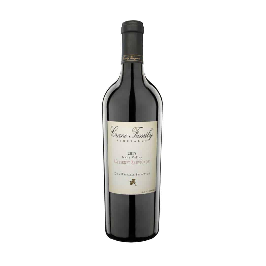 Crane Family Vineyards Cabernet Sauvignon 2015
