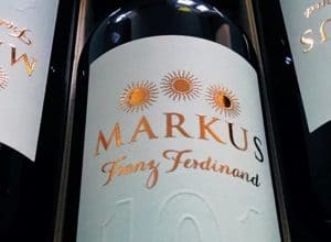 This is truly an exceptional wine: Markus Franz Ferdinand Babić 2015
