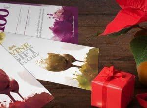 Is Wine Gift Voucher the coolest Christmas gift for 2018?