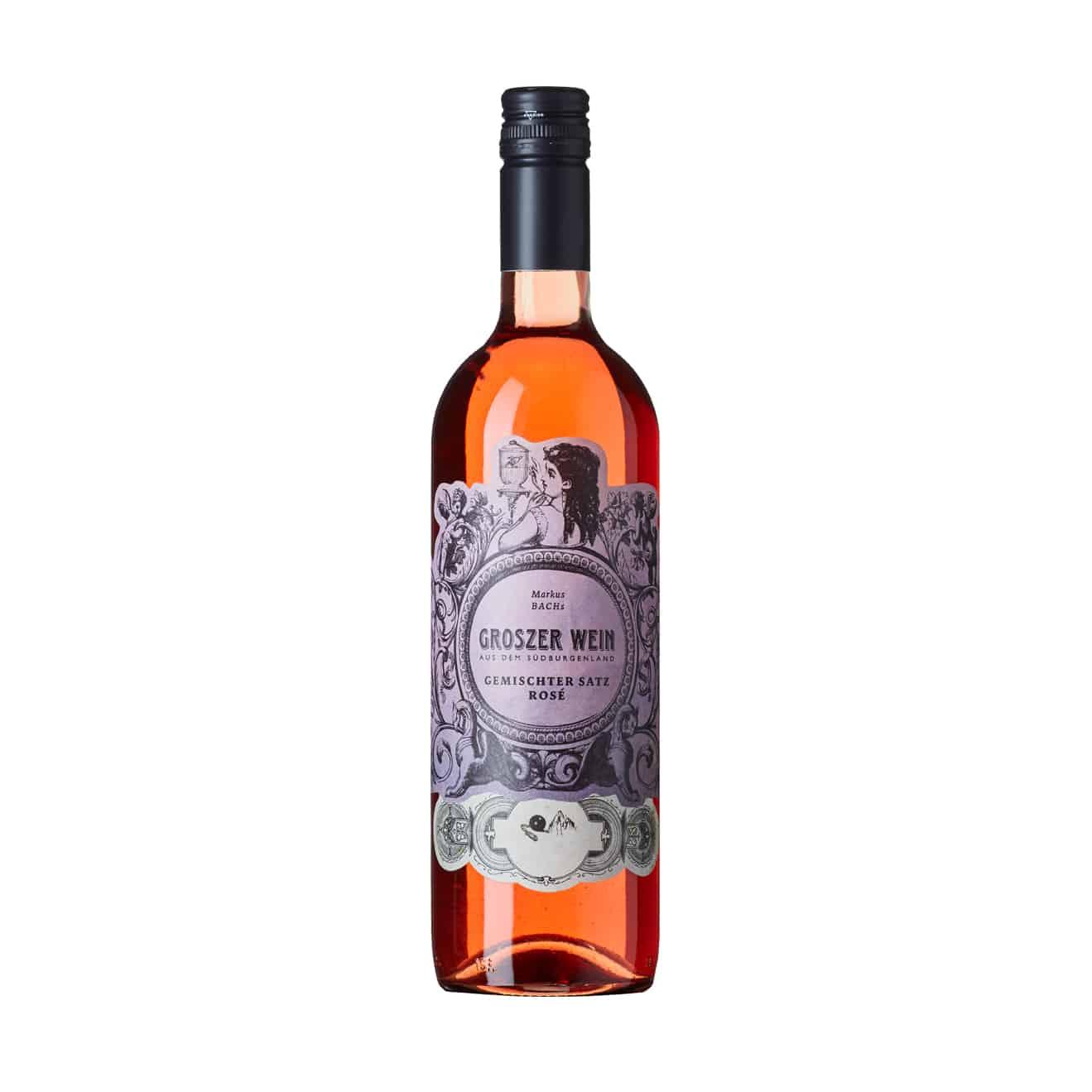 Groszer Wein Der Gemischte Satz Weisz Rose 2017