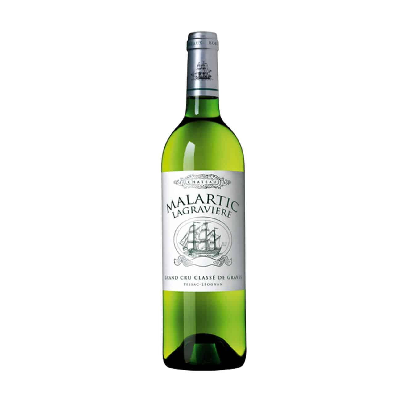 Château Malartic Lagravière blanc 2015