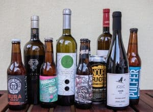 Selected Wines and Croatian craft beers available at Wine&More