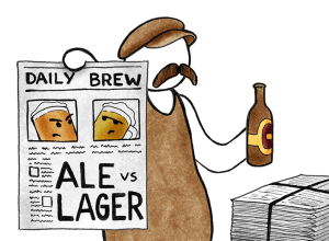 Ale vs. Lager (not) for beginners