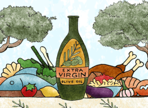 Olive Oil – Indispensable part of Mediterranean diet
