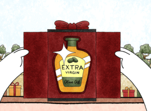 Extra virgin olive oil: your quest for ideal gift ends here