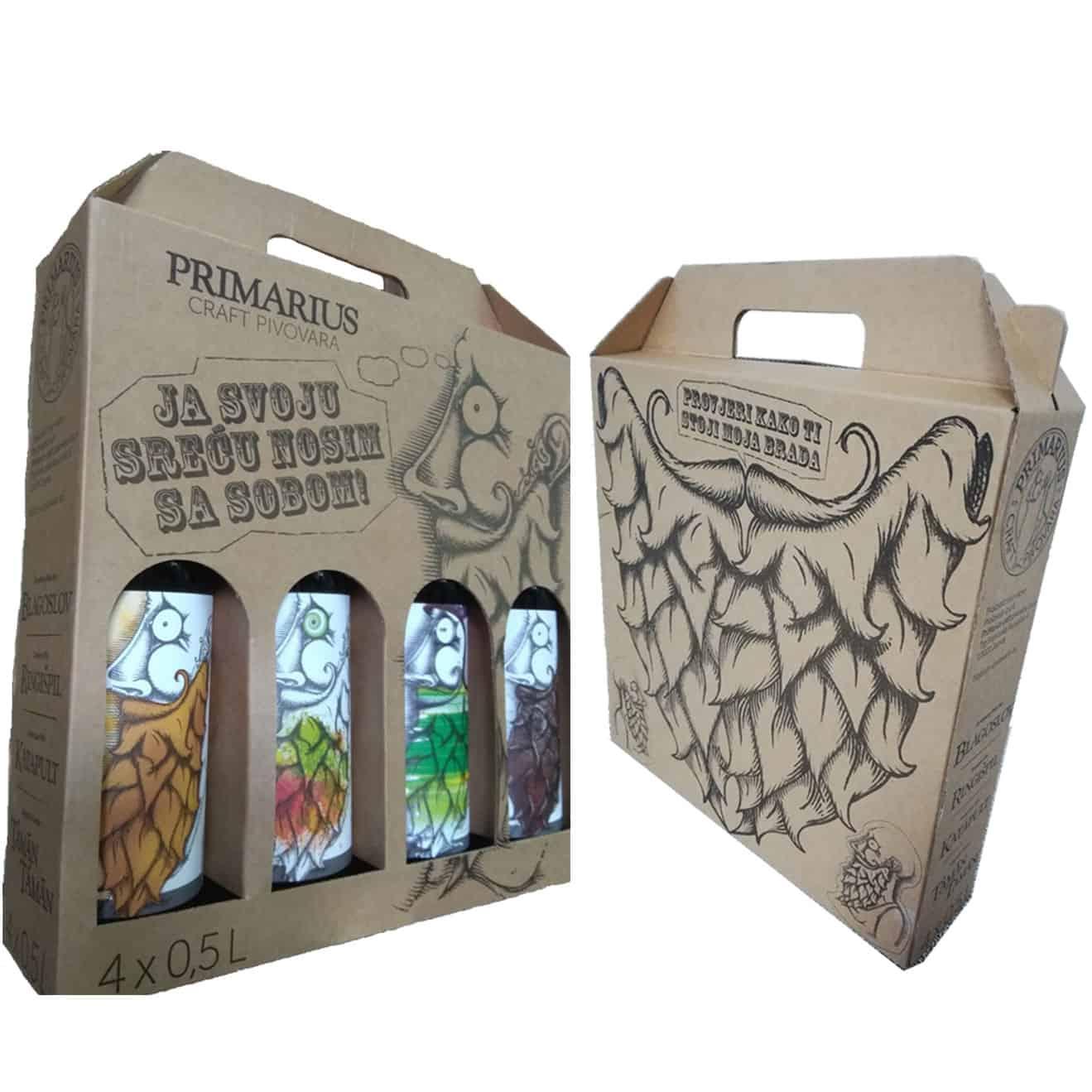 Primarius 4-pack Poklon Paket