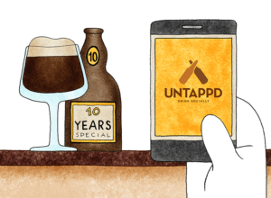10 years of 'Untappd', the ultimate beer-drinking companion