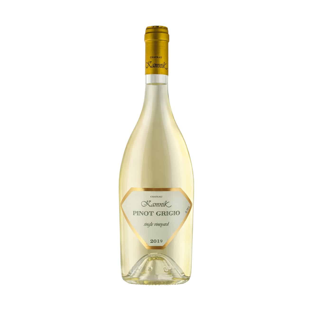 Chateau Kamnik Pinot Grigio Single Vineyard 2019