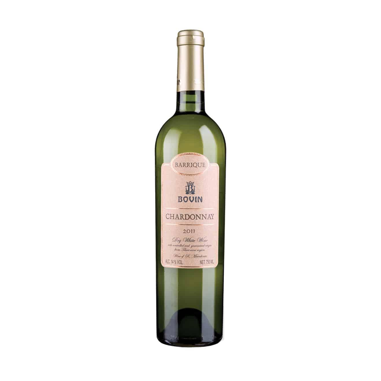 Bovin Chardonnay Barrique 2012