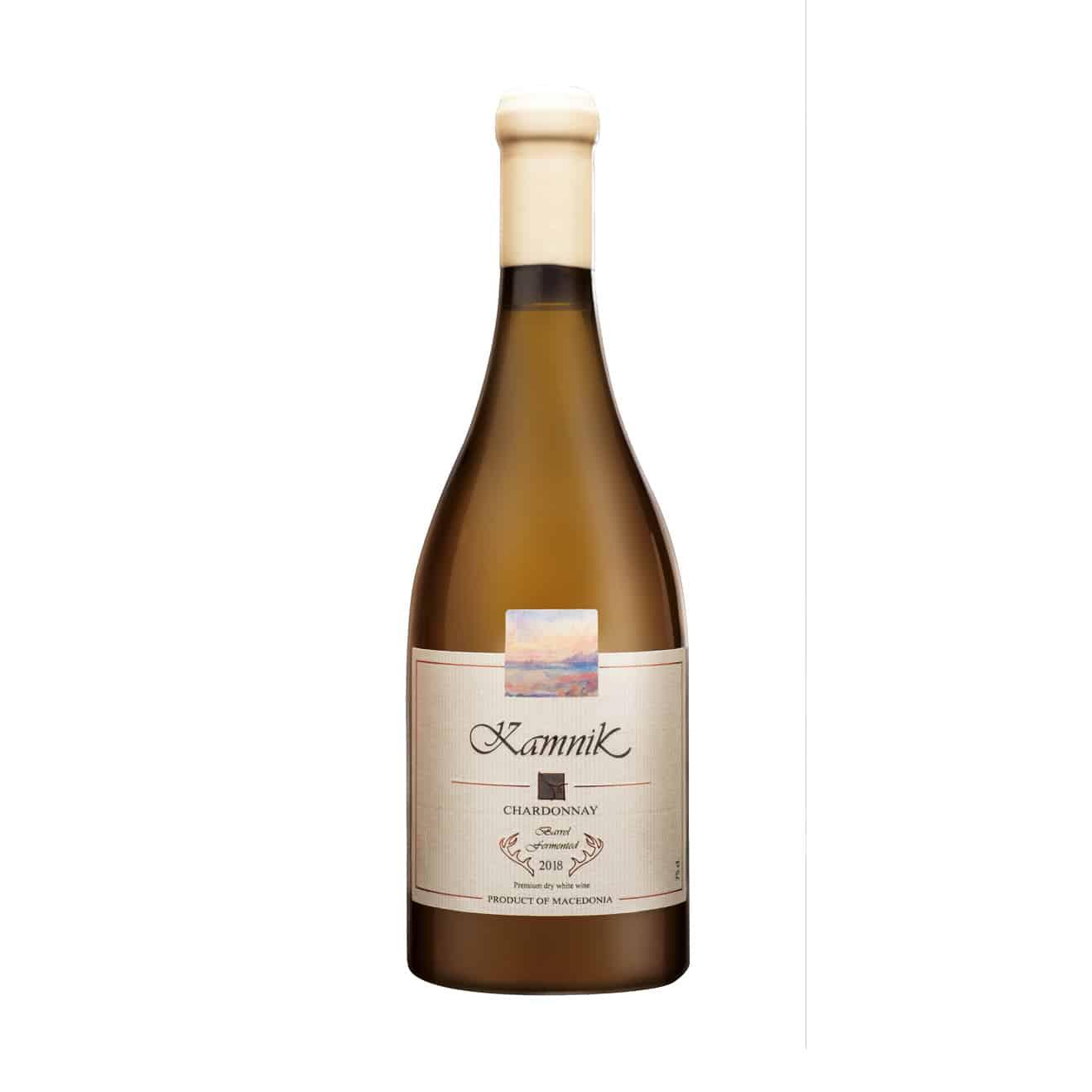 Chateau Kamnik Chardonnay Barrel Fermented 2018